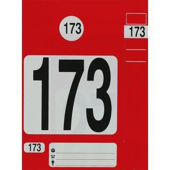 Porte clés 4EN1 rouge le lot de 300 ex