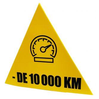Pyramag - de 10000 KM