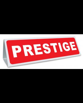 Triangle magnétique de toit prestige coloris rouge