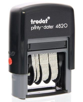 Tampon dateur printy 4820