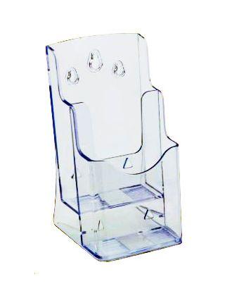 Présentoir plexiglas A6 2 compartiments ASK151