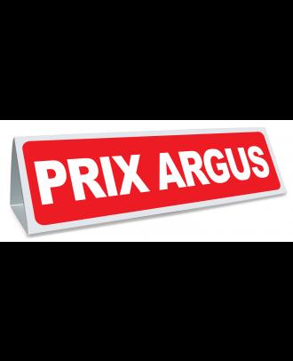 Triangle magnétique de toit Prix Argus coloris rouge